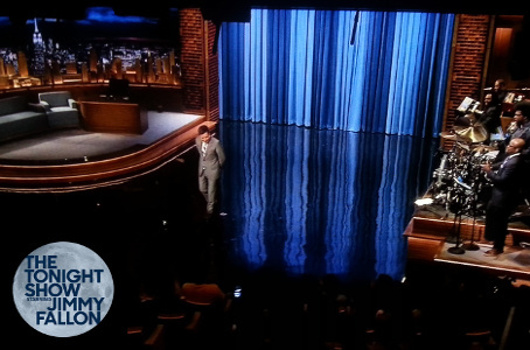 The Tonight Show starting Jimmy Fallon